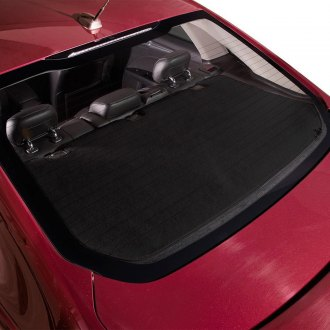 DashMat® - Soft Foss™ Black Fibre Carpet Custom Rear Deck Cover