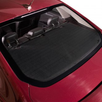 DashMat® - Soft Foss™ Cinder Fibre Carpet Custom Rear Deck Cover