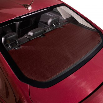 DashMat® - Soft Foss™ Claret Fibre Carpet Custom Rear Deck Cover