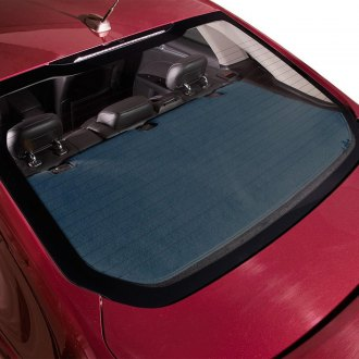 DashMat® - Soft Foss™ Dash Blue Fibre Carpet Custom Rear Deck Cover