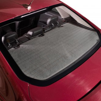 DashMat® - Soft Foss™ Gray Fibre Carpet Custom Rear Deck Cover