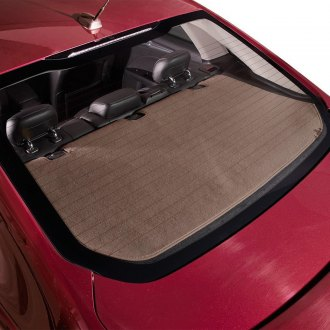 DashMat® - Soft Foss™ Mocha Fibre Carpet Custom Rear Deck Cover