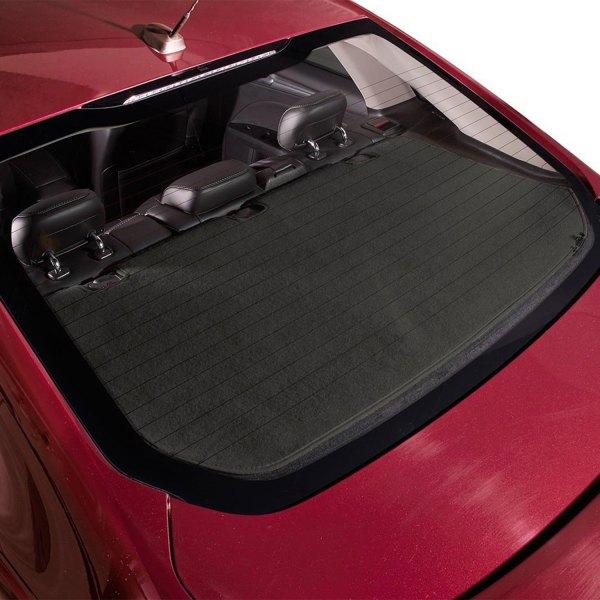 DashMat® - Soft Foss™ Smoke Fibre Carpet Custom Rear Deck Cover