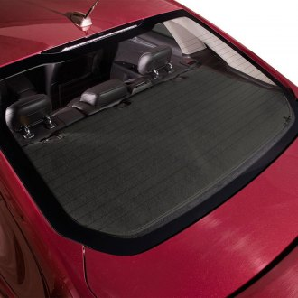 DashMat® - Soft Foss™ Smoke Fibre Carpet Custom Rear Deck Cover