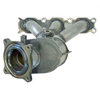 Davico® - Catalytic Converter and Pipe Assembly