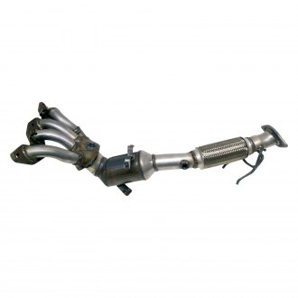 Davico® - Front Exhaust Manifold with Integrated Catalytic Converter
