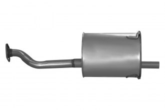 Davico® - Exhaust Muffler and Pipe Assembly