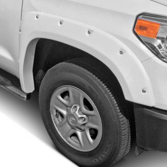 Dawn® - Bolt-On Style Front and Rear Fender Flares