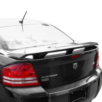 Dawn® - Custom Style Rear Spoiler