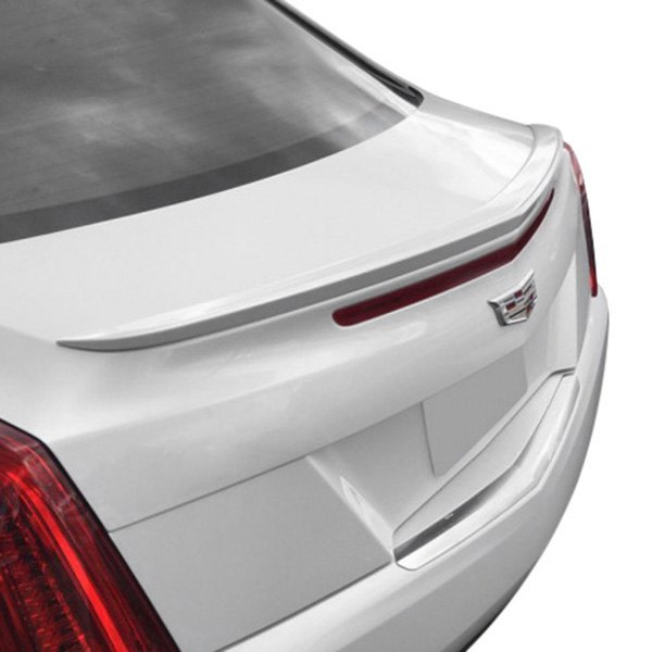 Cadillac Ats Performance Parts >> Dawn® - Cadillac ATS Coupe 2016-2018 Factory Style Flush Mount Rear Spoiler
