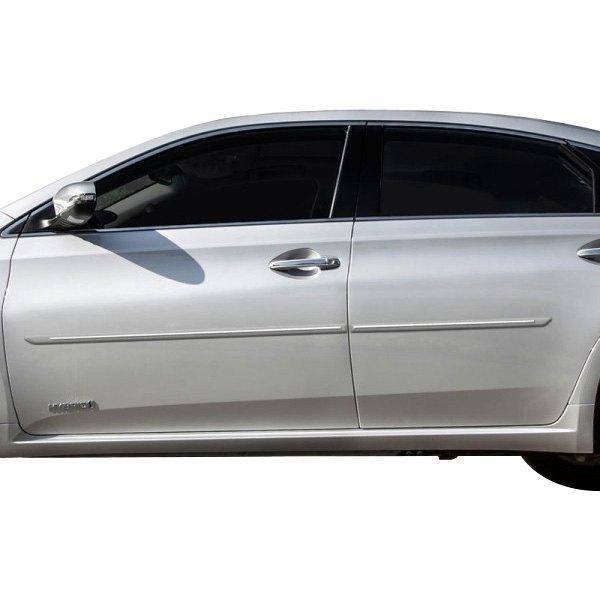 "2013 Toyota Avalon Exterior: Toyota Avalon 2013-2018 1.25"" Bodyside Moldings"