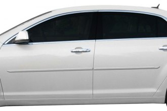 "Dawn® - 1.25"" Bodyside Moldings with Chrome Insert (Painted)"