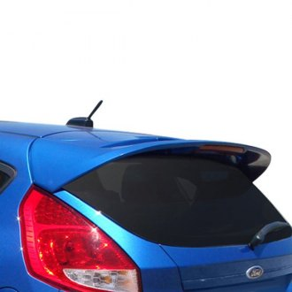 Dawn® - Custom Style Rear Roofline Spoiler with Light
