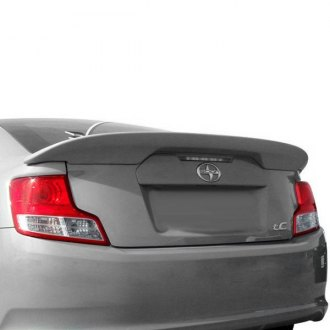 Dawn® - Factory Style Flush Mount Rear Spoiler