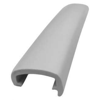 "Dawn® - 5/8"" Wide Track Cover Molding to Cover a 1/2"" RV track"