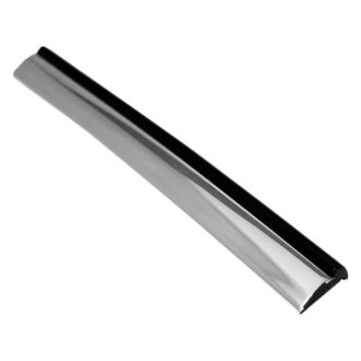 Dawn® - Chrome Body Side Molding with Matte Black Lip