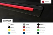 Dawn® - Painted Bodyside Molding with Color Insert