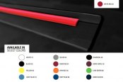 Dawn® - Bodyside Moldings with Color Insert