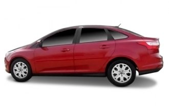 Dawn® FE-FOCUS084DR - Painted Bodyside Molding