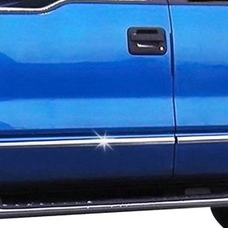 Image may not reflect your exact vehicle! Dawn® - Chrome Bodyside Molding