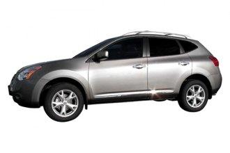 Nissan Rogue Chrome Body Side Moldings Carid Com