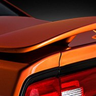 Dawn® - Dodge Charger RT Rear Spoiler