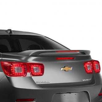 Dawn® - Custom Style Rear Spoiler with Light