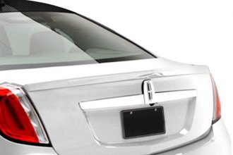 Dawn® 691239-PAINTED - Custom Style Flush Mount Rear Spoiler (Painted)