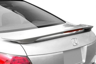 Dawn® ACC08-4DR-PAINTED - Factory Style Rear Spoiler with Light (Painted)