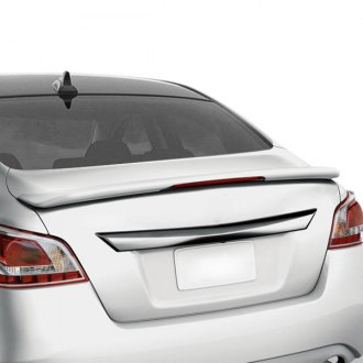 Dawn® - Factory Style Rear Lip Spoiler with Light