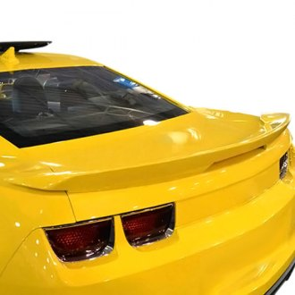 Dawn® - Factory Style Flush Mount Rear Spoiler with Light