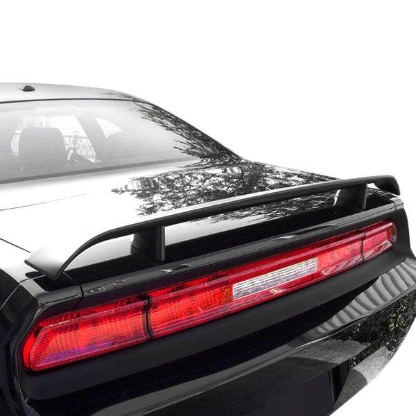 Dawn Dodge Challenger 2016 Custom Style Rear Spoiler
