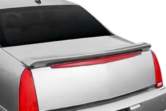 Dawn® DTS06-PAINTED - Custom Style Flush Mount Rear Spoiler (Painted)