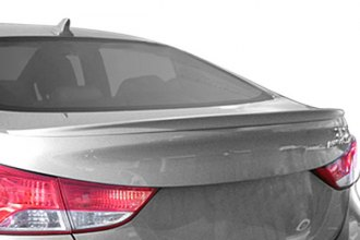 Dawn® ELA11-CFM-PAINTED - Custom Style Flush Mount Rear Spoiler (Painted)