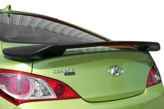 Dawn® GEN2DR-PAINTED - Factory Style Rear Spoiler with Light (Painted)