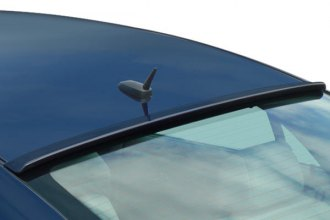Dawn® RLRFX-CRUZ-4350-PAINTED - Custom Style Rear Roofline Spoiler (Painted)