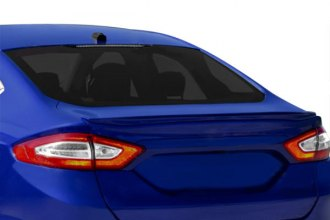 Dawn® SA-FUS13-PAINTED - Custom Style Flush Mount Rear Spoiler (Painted)