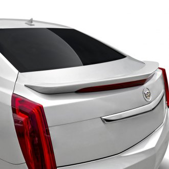Dawn® - Custom Style Flush Mount Rear Spoiler (Painted)