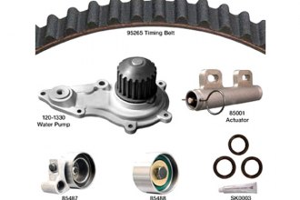 Dayco® WP265K1BS - Timing Component Kit with Water Pump and Seals