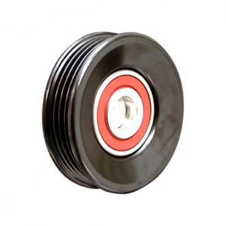 Dayco® - No Slack™ Early Style 4 Grooves Steel Light Duty Idler/Tensioner Pulley