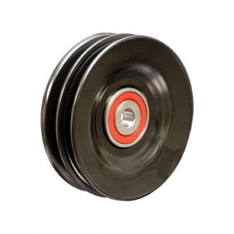 Dayco® - No Slack™ 2 Grooves Steel Light Duty Idler/Tensioner Pulley