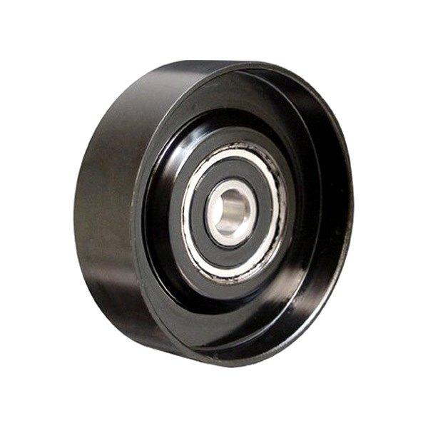 Kavs Lightweight Supercharger Pulley: No Slack™ Driver Side Light Duty Adjustable