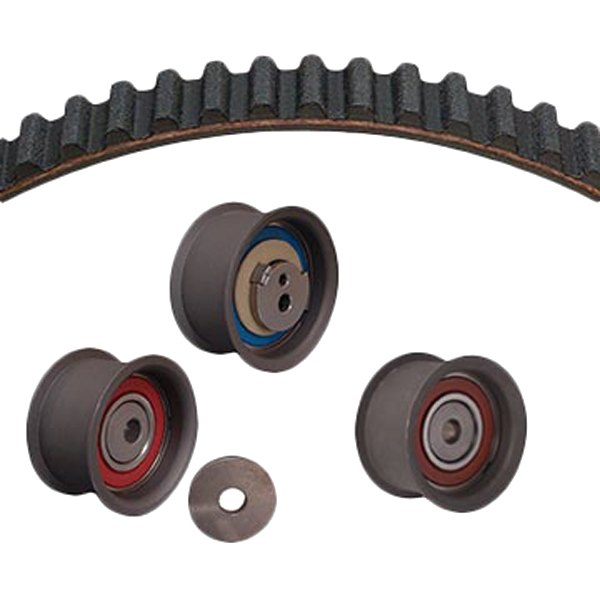 [DIAGRAM_5FD]  Dayco® - Cadillac CTS 3.2L without Bracket 2004 Timing Belt Kit | Cadillac Timing Belt |  | CARiD.com
