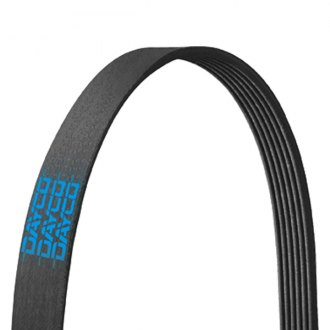 Dayco® - Poly Rib™ K-Section EPDM Standard Rib Depth Straight Profile Self-Tensioning Serpentine Belt