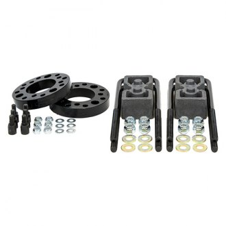 "Daystar® - 2"" x 2"" ComfortRide™ Front and Rear Coil Spacer Lift Kit"