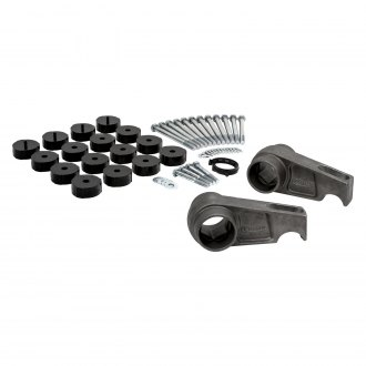 "Daystar® - 3"" x 1"" ComfortRide™ Combo Front and Rear Suspension Lift Kit"