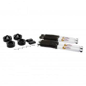 "Daystar® - 1.75"" x 1.75"" ComfortRide™ Front and Rear Suspension Lift Kit"