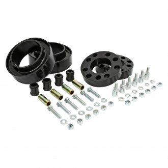 "Daystar® - 2"" x 2"" ComfortRide™ Front and Rear Coil Spring Spacers"