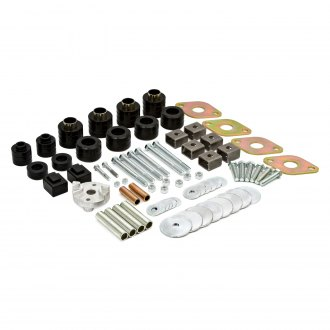 "Daystar® - 1"" x 1"" Front and Rear Body Lift Kit"