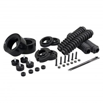 "Daystar® - 2.5"" x 2.5"" ComfortRide™ Front and Rear Coil Spacer Lift Kit"